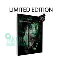 [Promo] Adobe Dreamweaver Cs6 Original Lifetime License (Personal Use)