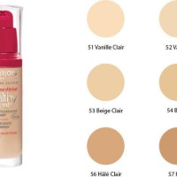 Bourjois Healthy Mix Foundation #52