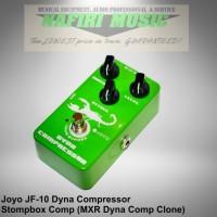 Efek Gitar Joyo JF-10 Dyna Compressor (MXR Dyna Comp Clone) baru 100%