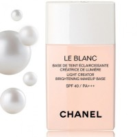 Chanel le blanc - light creator brightening makeup base