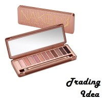 Urban Decay Naked 3 Naked3 Eyeshadow Pallete Original
