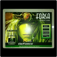 VGA Card Forsa GT730, 2 GB DDR3 128 bit PCI E