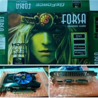 VGA Card Forsa GT730, 4 GB DDR3 128 bit PCI E
