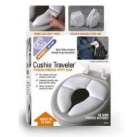 Jual Cushie Traveler Folding Padded Potty Seat/ potty portable traveler Murah