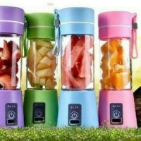 Jual Juice Cup / Blender Portable Bisa Buat Charger Hp / Blender Charger Murah