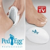 Jual Ped Egg As Seen On TV - Pad Menghaluskan Kaki Bye2 Kapalan & Pecah2 Murah