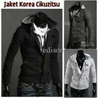 Jual Jaket Cikuzitsu(Chikuzitsu)/Fleece/Jaket Pria Korea Jepang KerenMurah Murah