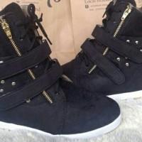 harga Sneaker Wedges&boots Elegan Tokopedia.com
