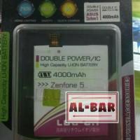 BATTERY ASUS ZENFONE 5 A500CG T00J T00F DOUBLE POWER BATERAI BATRE