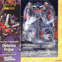 Revoltech Transformers Optimus Prime