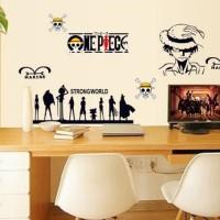 One Piece AY7142 - Stiker Dinding / Wall Sticker (50x70)