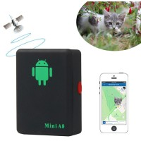 Mini A8 GPS Intelligent Locator Voice Callback Remote Tracking Anti Lo
