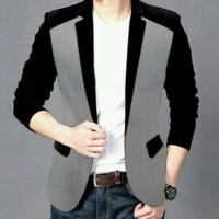 Jas Blazet Black Grey