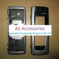 harga Casing Cashing Fullset Nokia 9500+key Tokopedia.com