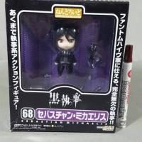 Sale Mainan action figure Nendoroid 068 Sebastian michaelis