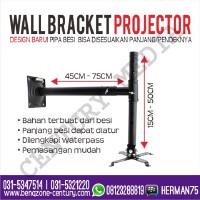 Wall Bracket Projector / Bracket Projector Dinding Murah Surabaya