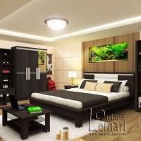 Bedroom Set (Kamar Set) AQUA Series