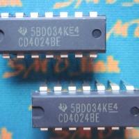 IC 4024 / CD4024 / HEF4024 (DIP)