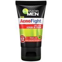 GARNIER MEN ACNO FIGHT FACIAL FOAM 50gr