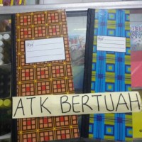 BUKU ABSENSI HARD COVER SAMPUL KERAS BASTAR RIA 100