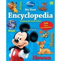 My First Encyclopedia : Ensiklopedia Anak Pintar (Disney)