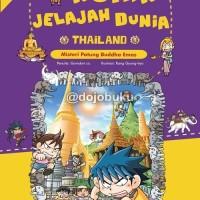 Komik Jelajah Dunia: Thailand (Kang Gyung Kyo)