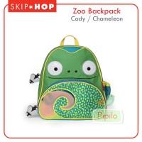 Skiphop Zoo Backpack - Chameleon / Cody / Tas Sekolah Anak