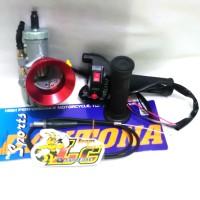 harga Paket Karburator Keihin PE 28 free Gas Daytona 2 Tombol dan Vocity Tokopedia.com