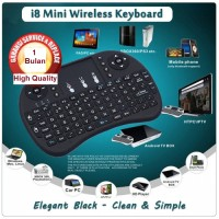 Rechargeable Mini Wireless Keyboard For Android Tv Box +Lithium batery
