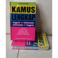 harga Kamus Lengkap Inggris-Indonesia, Indonesia-Inggris By K. Adi Gunawan Tokopedia.com