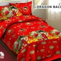harga Sprei Katun Fortuna Dragon Ball 2 Ukuran 180x200 Tokopedia.com