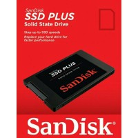 SSD Sandisk Plus 480GB
