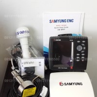SAMYUNG NF 560 / NF-560 / CHARTPLOTTER / GPS PLOTTER + FISH FINDER