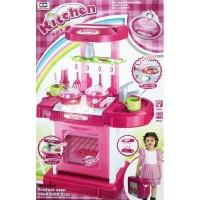 Mainan Edukatif / Edukasi Anak - Kitchen Set Koper Masak Masakan Dapur