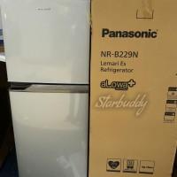 Kulkas, Lemari Es Panasonic NR-B229N, Low Watt, Murah Berkualitas
