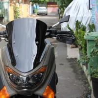 Jual windshield / visor nmax standar sporty Murah