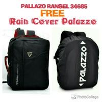 Jual Ransel Palazzo 34685 + Rain cover Palazzo Murah