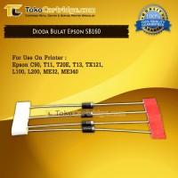Dioda bulat SB160 Printer Epson T11 T13 TX121 T20E L100 ME32 ME340