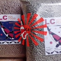 LC Koi Food: LC Premium Growth size Large 7mm