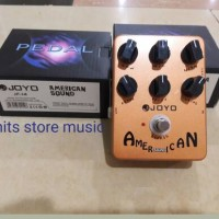 Joyo Jf-14 American Sound, Based On Fender '57 Deluxe Amp