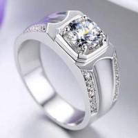 Jual cincin perak, cowok, pria, emban, batu, wanita, cewek, iket, palladium Murah