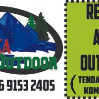 Sewa Tenda Camping Outdoor