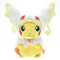 Boneka Pikachu Albino Hadiah Ulang Tahun Dota Boneka Tas Baju Bayi
