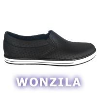 harga HOT Sale ! Sankyo Sepatu Pria Karet Sepatu Casual Pria Anti Air Tokopedia.com
