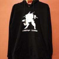 harga Hoodie Sweater Nerf This
