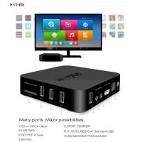 Jual TV Box Android Smart MXQ 4K RK3229 1G/8G H.264/H.265 Barang Bagus Gan Murah