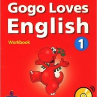 Gogo Loves English Lv 1 Workbook With Cd