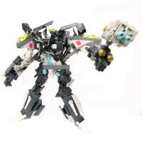 Robot HELIKOPTER BLACKOUT Decepticon WAR Transformers Transformer SDT