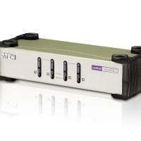 Aten CS-84U 4-Port PS/2-USB VGA KVM Switch 4 Port CS84U