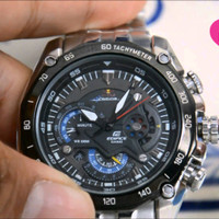 Jam tangan casio edifice seri EF 550RBSP 1AV garansi promo minggu ini